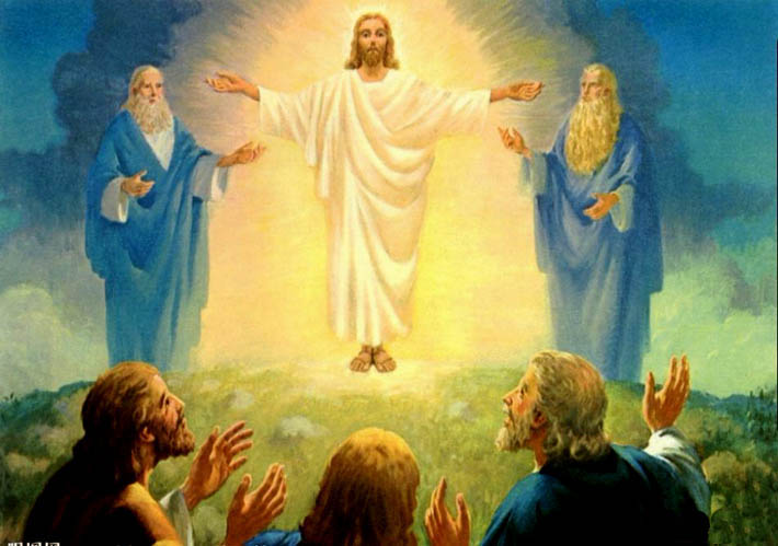 使徒约翰从拔摩海岛释放